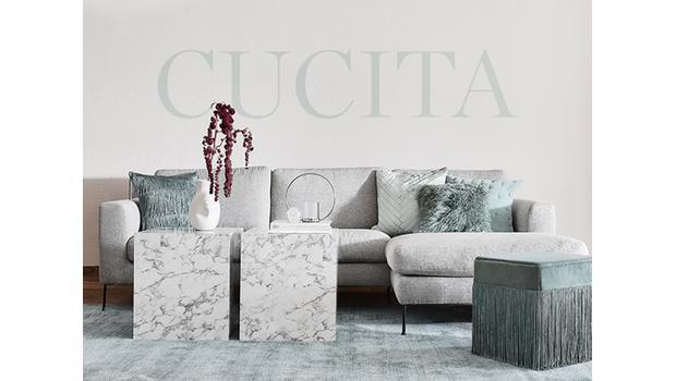 Modernes Lieblingssofa CUCITA
