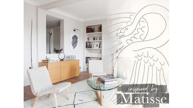 Inspiriert von Matisse