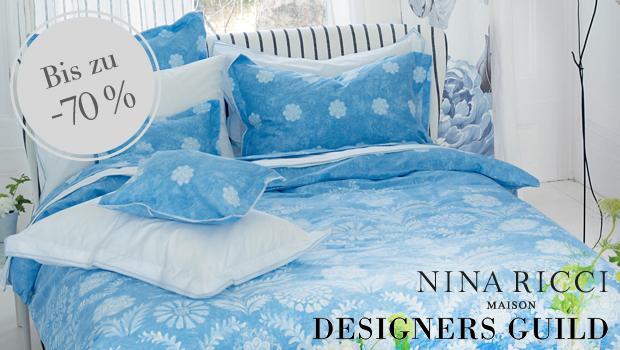 Designers Guild & Nina Ricci