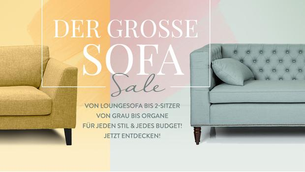 Die grosse Sofa-Vielfalt