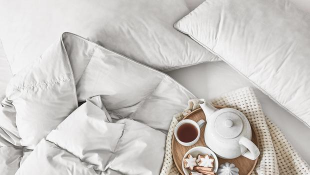 Zeit für Winter-Bettwaren!
