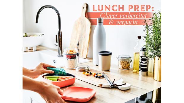 Lunch Prepping leicht gemacht