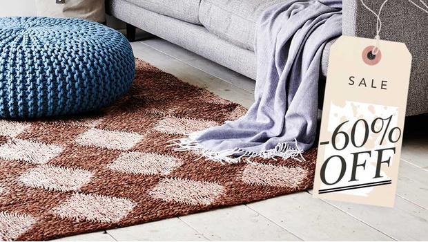 Der grosse Teppich-Basar