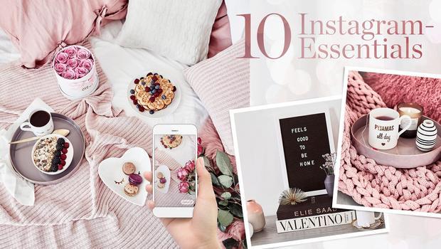 DIE 10 Instagram-Essentials