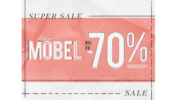 Möbel-Updates bis zu -70%