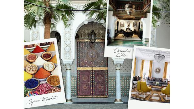 Marrakesch-Flair fürs Zuhause