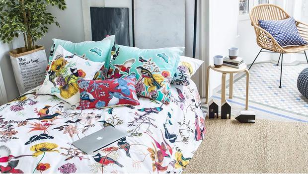 Happy Friday Textiles Farbtupfer Für Bett Bad Küche Westwing