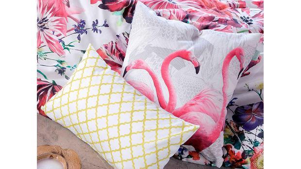 Happy Friday Sommerfarben Prints Für Bett Bad Küche Westwing