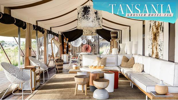 Mara River Camp Tansania