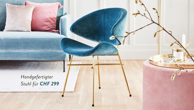 Der Iker Statement-Stuhl