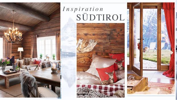 Interior-Inspiration Südtirol