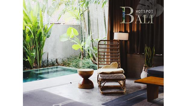 Sommer-Styling wie auf Bali