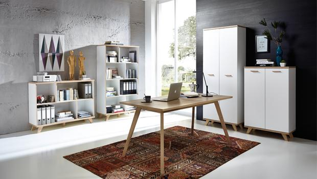 Interieur im Scandi-Stil