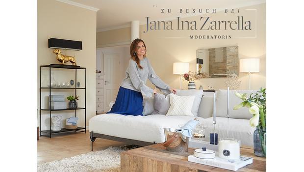Zuhause bei Jana Ina Zarrella