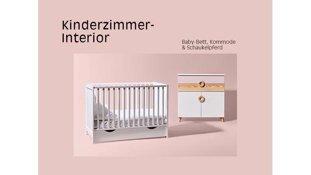 Kinderzimmer-Interior