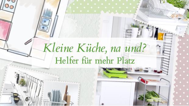 Cleveres für Klein-Haushalte