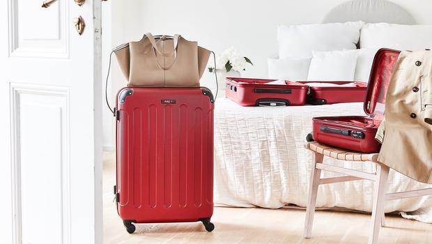 Ich packe meine Koffer ...
