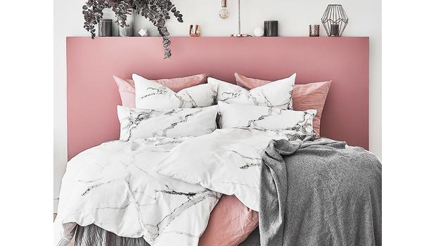 Bettwäsche Im Marmor Look Der Elegante Trend Zum Träumen Westwing