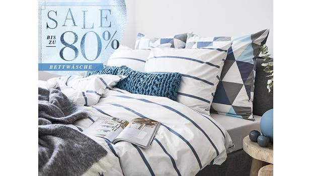 Der grosse Bettwäsche-Sale