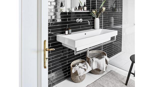 Minimalismus fürs Bad