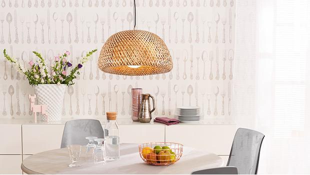 Modernes Lichtdesign