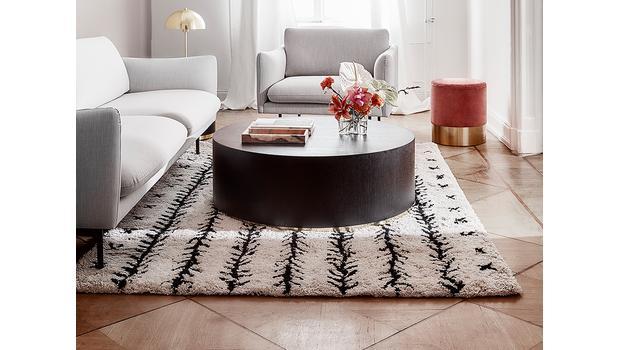Der perfekte Barfuss-Teppich