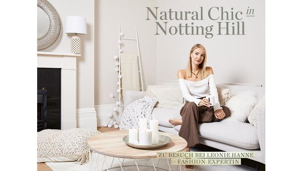 Natural Chic in Notting Hill