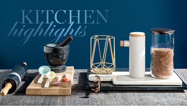 Design-Hotspot: Küche