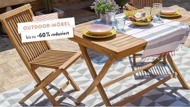 Der grosse Outdoor-Sale
