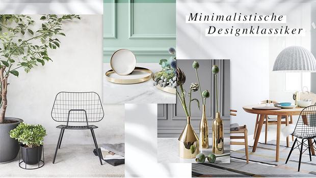 Minimalistische Eleganz