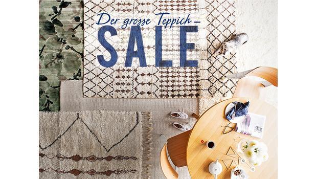 Der grosse Teppich-Sale