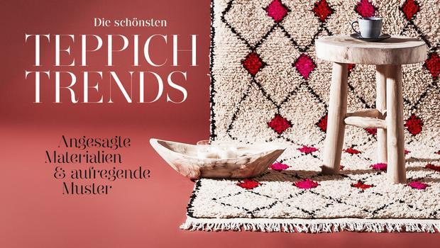 Die schönsten Teppich-Trends