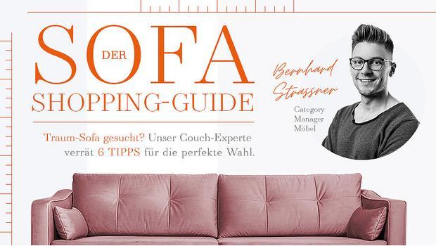 Der Sofa-Shopping-Guide