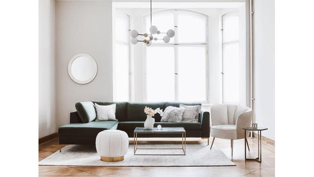Modernes Midcentury-Styling