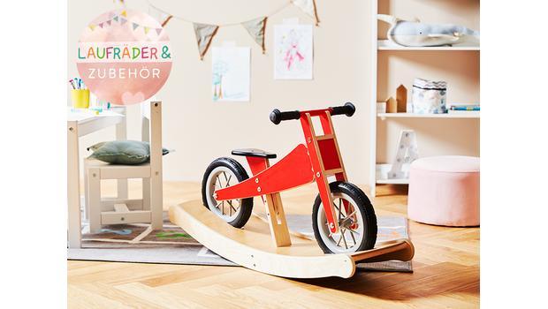 Coole Laufräder & Mini-Scooter