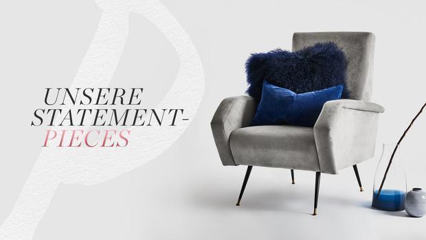 Möbel mit Statement-Faktor