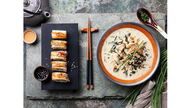Die perfekte Sushi-Party
