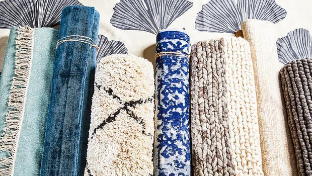 Der grosse Teppich-Bazar