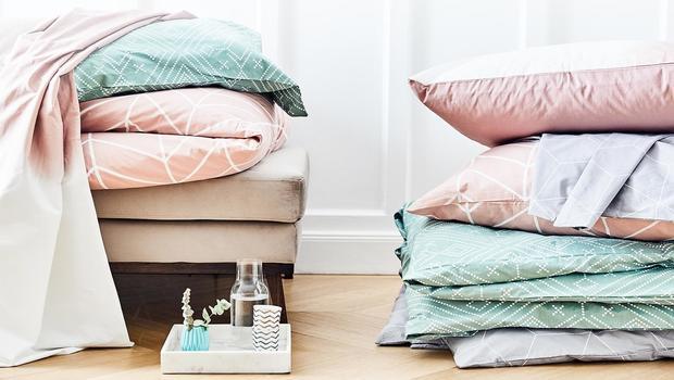 Mustergültige Bettwäsche Unsere Lieblings Prints Fürs Schlafzimmer