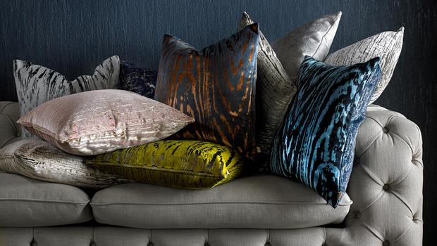Ashley Wilde & KAI Cushions