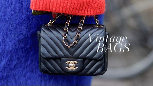 Vintage-Taschen zum Verlieben
