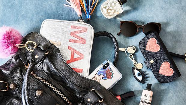 Must-haves für die Handtasche