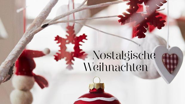 Nostalgische Weihnachten