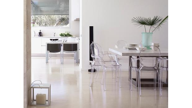 Interior-Trend: Acrylglas