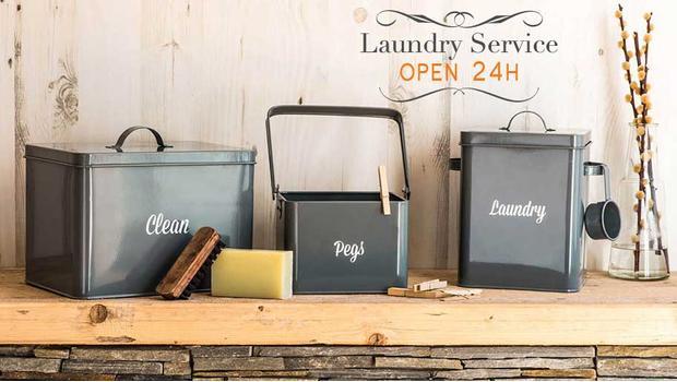 Domácí prádelna