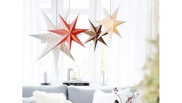 Rozzářená okna na Vánoce!