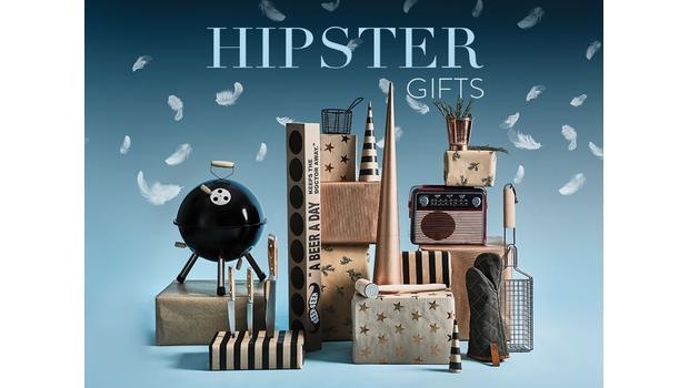Dárky pro hipstera