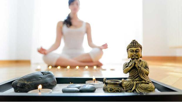 Oáza klidu v Zen stylu