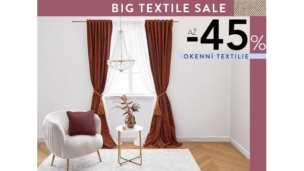 Okenní textilie