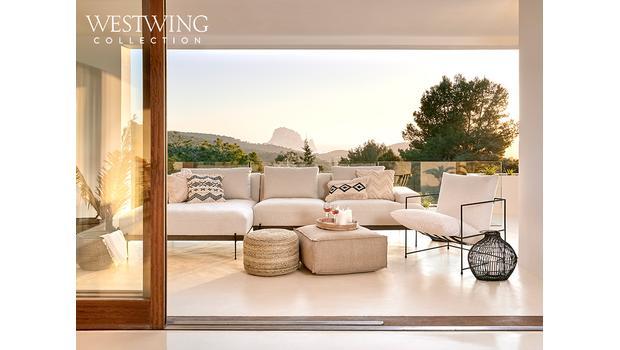 MODERN NATURAL: Obývací pokoj